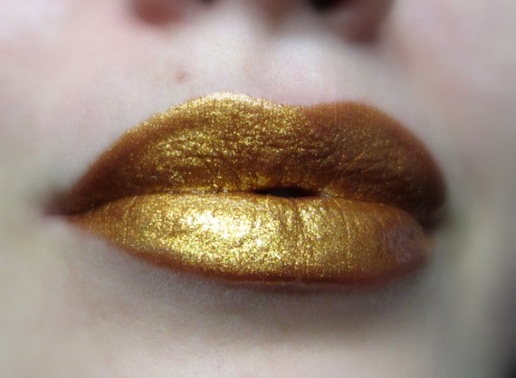 Golden Lipgloss - Cleopatra's Pride