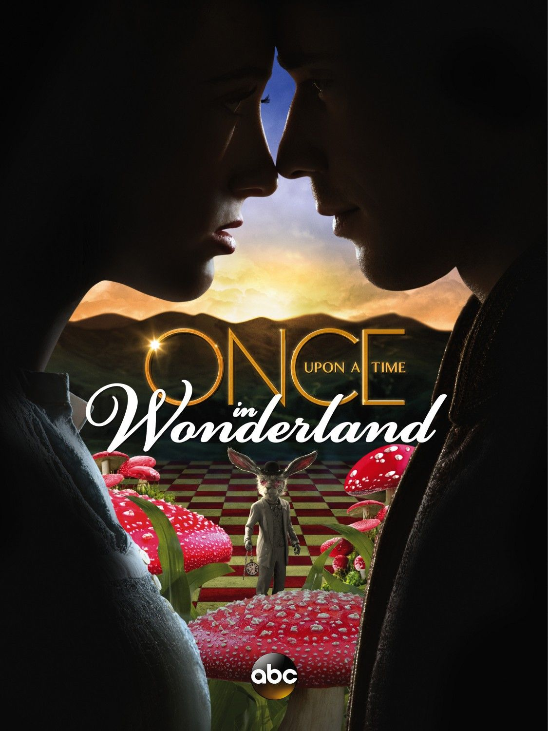 Once Upon a Time in Wonderland (ABC). I have to put the low ratings for this show down to a poor programming decision. I think the leads on this show are infinitely better, the acting is less stilted, the plotting is cleaner and more sensible, and the themes are way less troublesome both in terms of women and family.