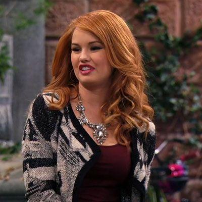 Jessie Prescott's Cardigans featured in Jessie Season 3 Episode 11 Creepy  Connie 3: The Creepening