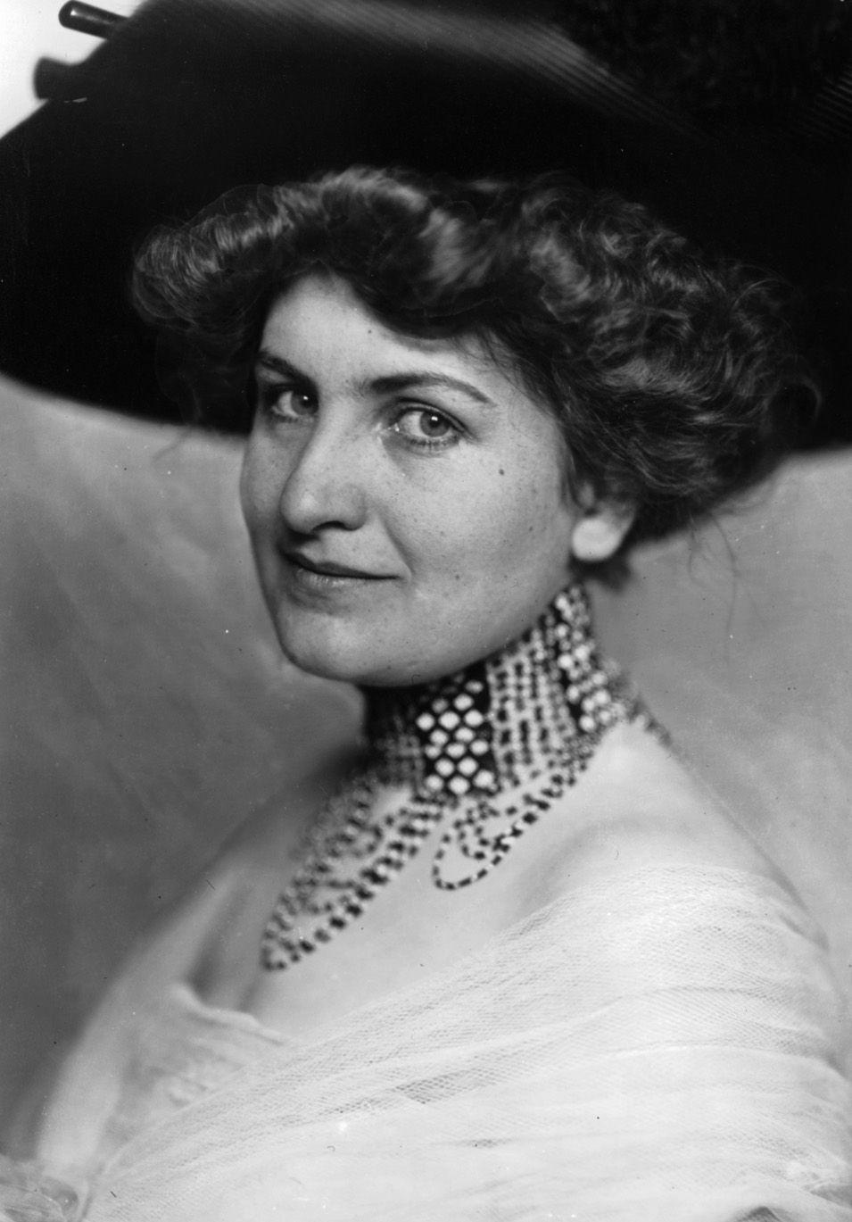 Alma Schindler Mahler Gropius Werfel 1879 1964 Viennese Born