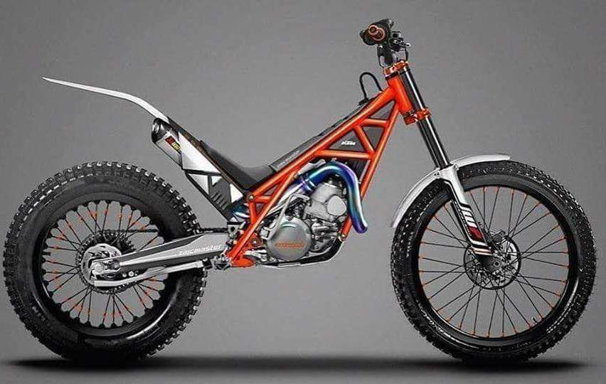 ktm trial 2019 bikes trial bike monster bike bike. Black Bedroom Furniture Sets. Home Design Ideas