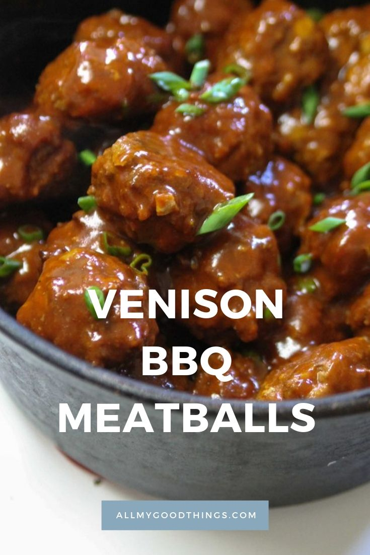 Venison Bbq Meatballs Venison Recipes Ground Venison Recipes Deer Meat Recipes
