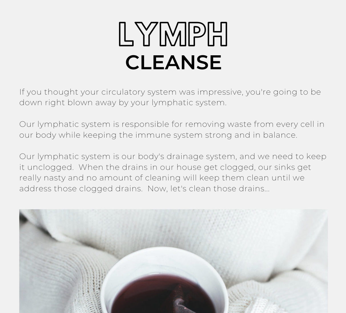 Try this 3-day immune boosting lymph cleanse.  Real and medicinal foods. . . . . . #quarantineandchill #immunehealth #sugarcraving #immuneboost #foodspo #foods4thought #eatgoodfeelgood #healthyeating #holistichealth #eatrealfood #chicagowellness #holisticchicago #abundelicious #nodiets #springdetox