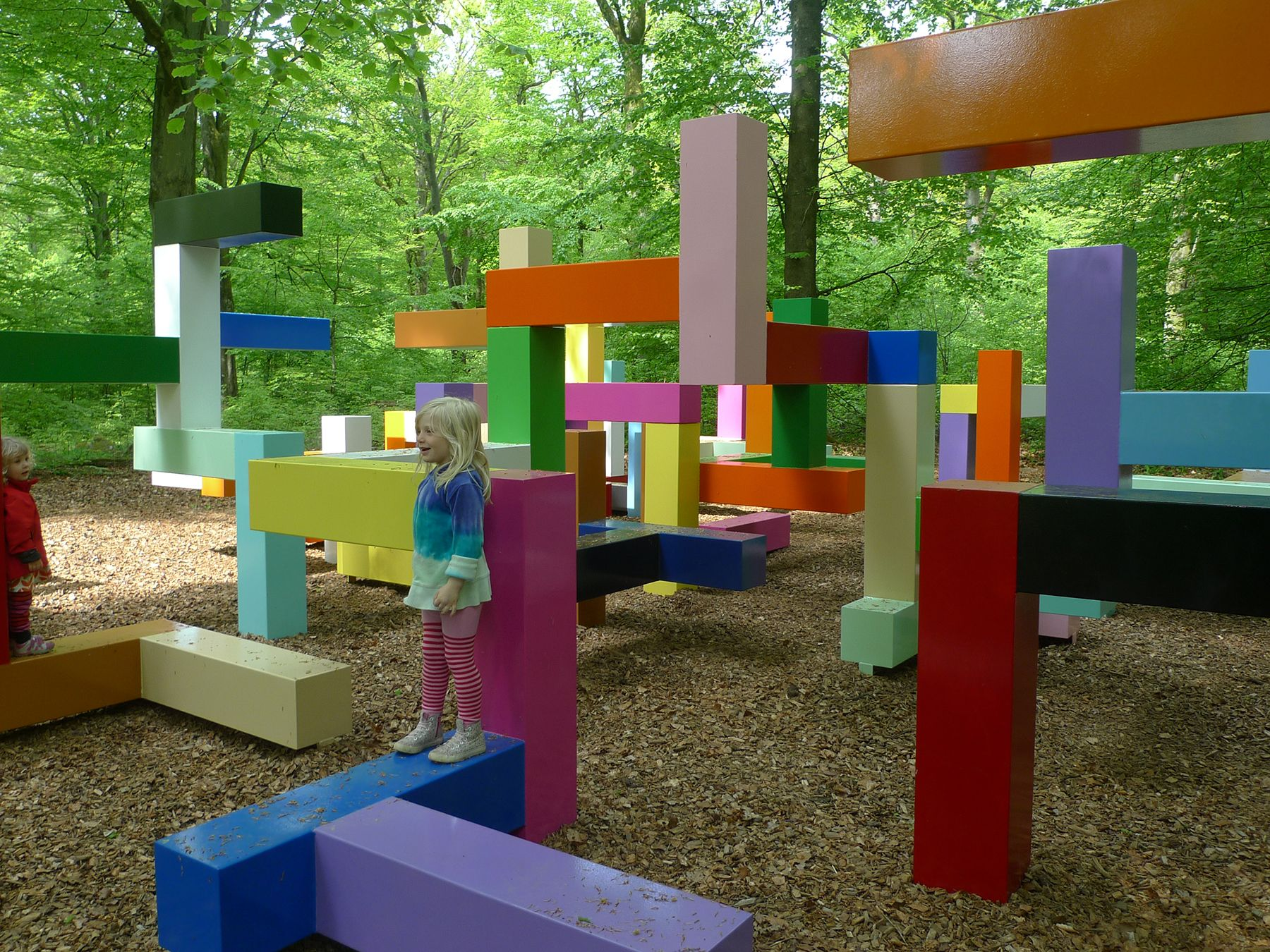 Modern Classroom Structure ~ Jacob dahlgren primary structure wanås foundation