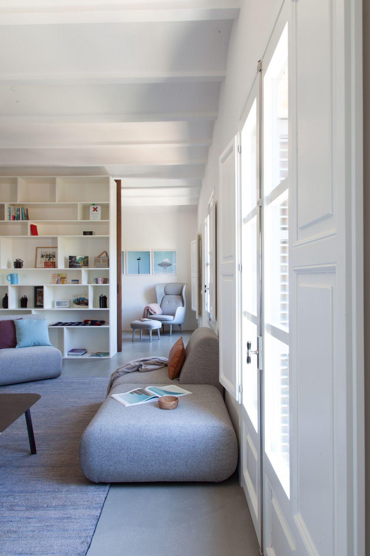 Apartamento Reformado En Ciutat Vella Barcelona Estilo N Rdico  # Muebles Lujo Barcelona