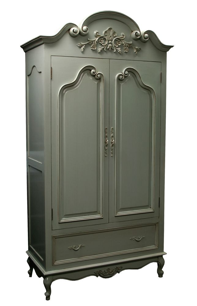 Attrayant French Cottage Style Armoire.
