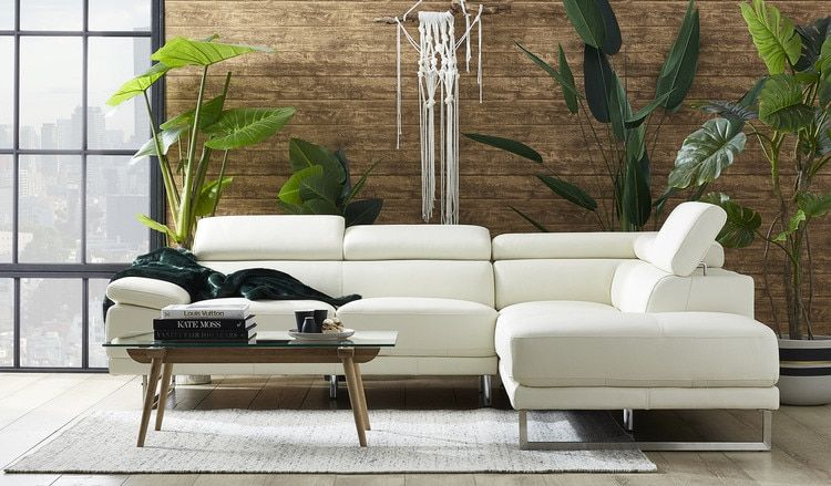 Geneva Corner Chaise Chaise Nice Leather Chaise Lounge