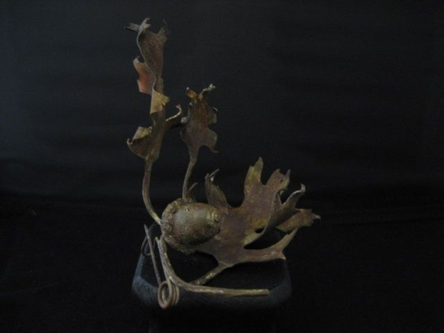 oak branch decor