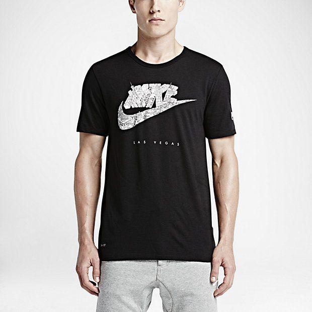 CITY PRIDE The Nike Futura City (Las Vegas) Men's T-Shirt celebrates Vegas