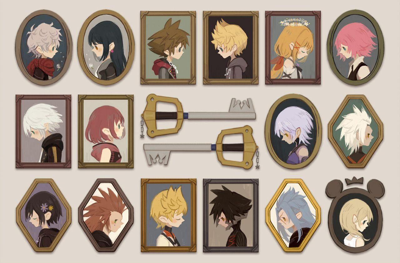 So Many Friend Turned Enemies Kingdom Hearts Fanart Kingdom Hearts Art Kingdom Hearts
