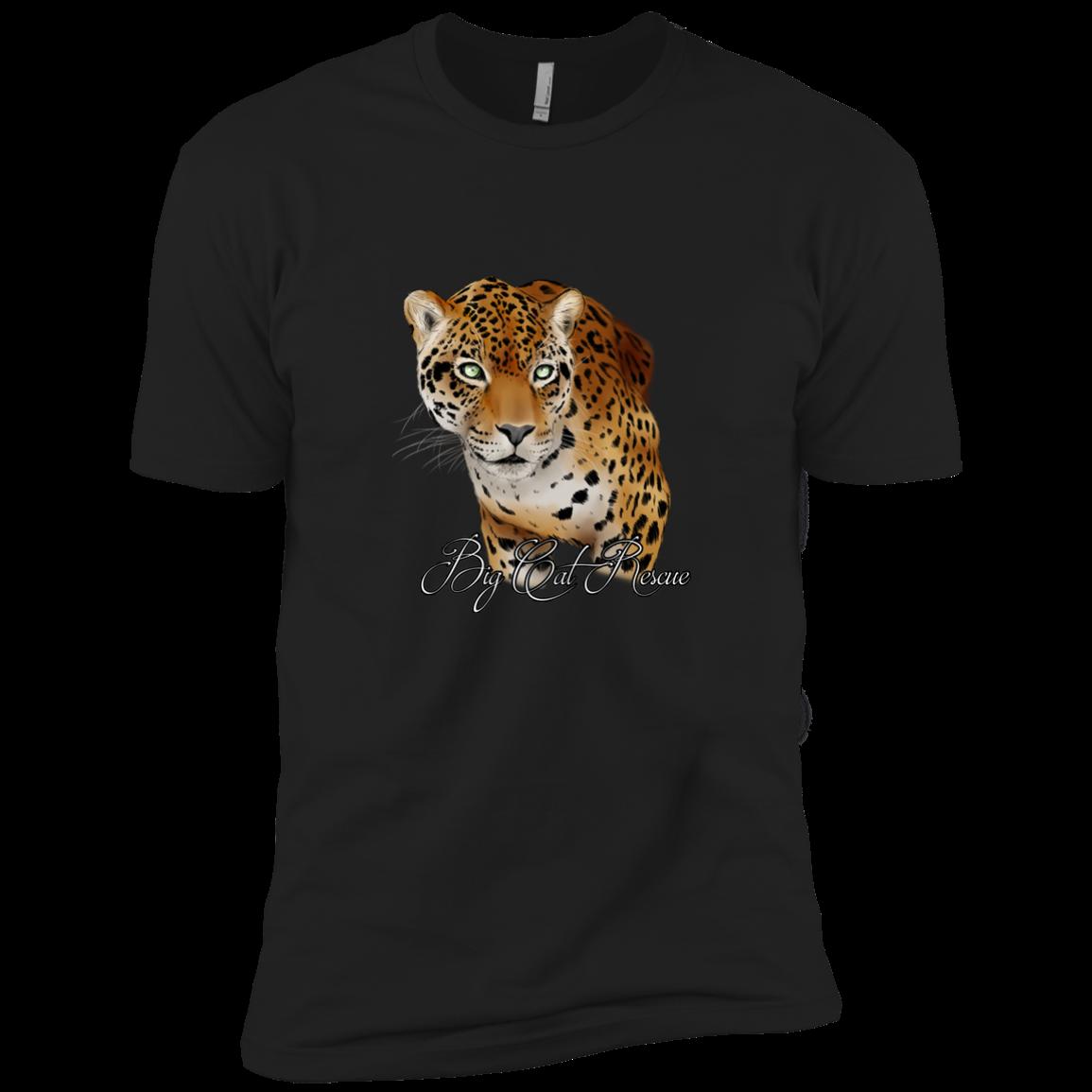 Manny Jaguar Color NL3600 Next Level Premium Short Sleeve