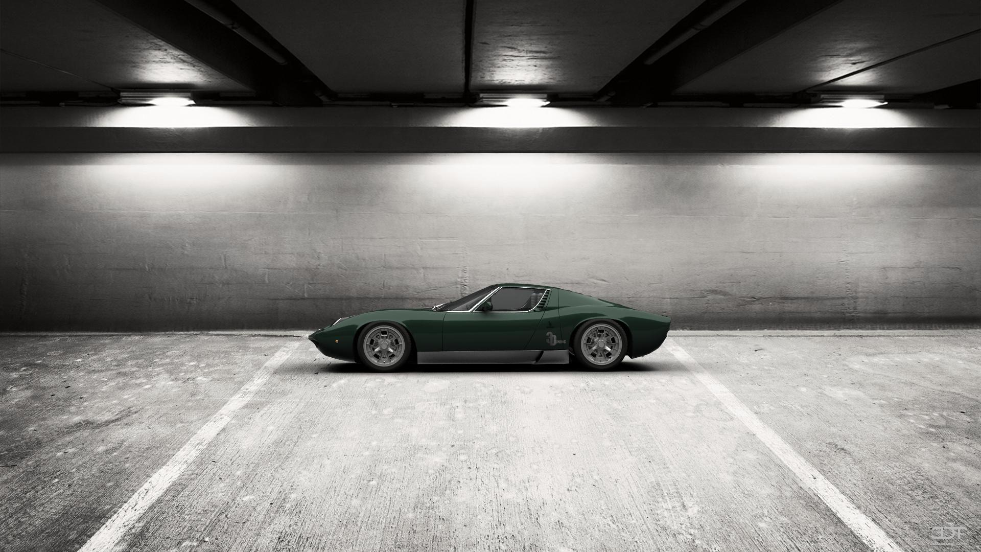 Checkout My Tuning Lamborghini Miura 1966 At 3dtuning 3dtuning