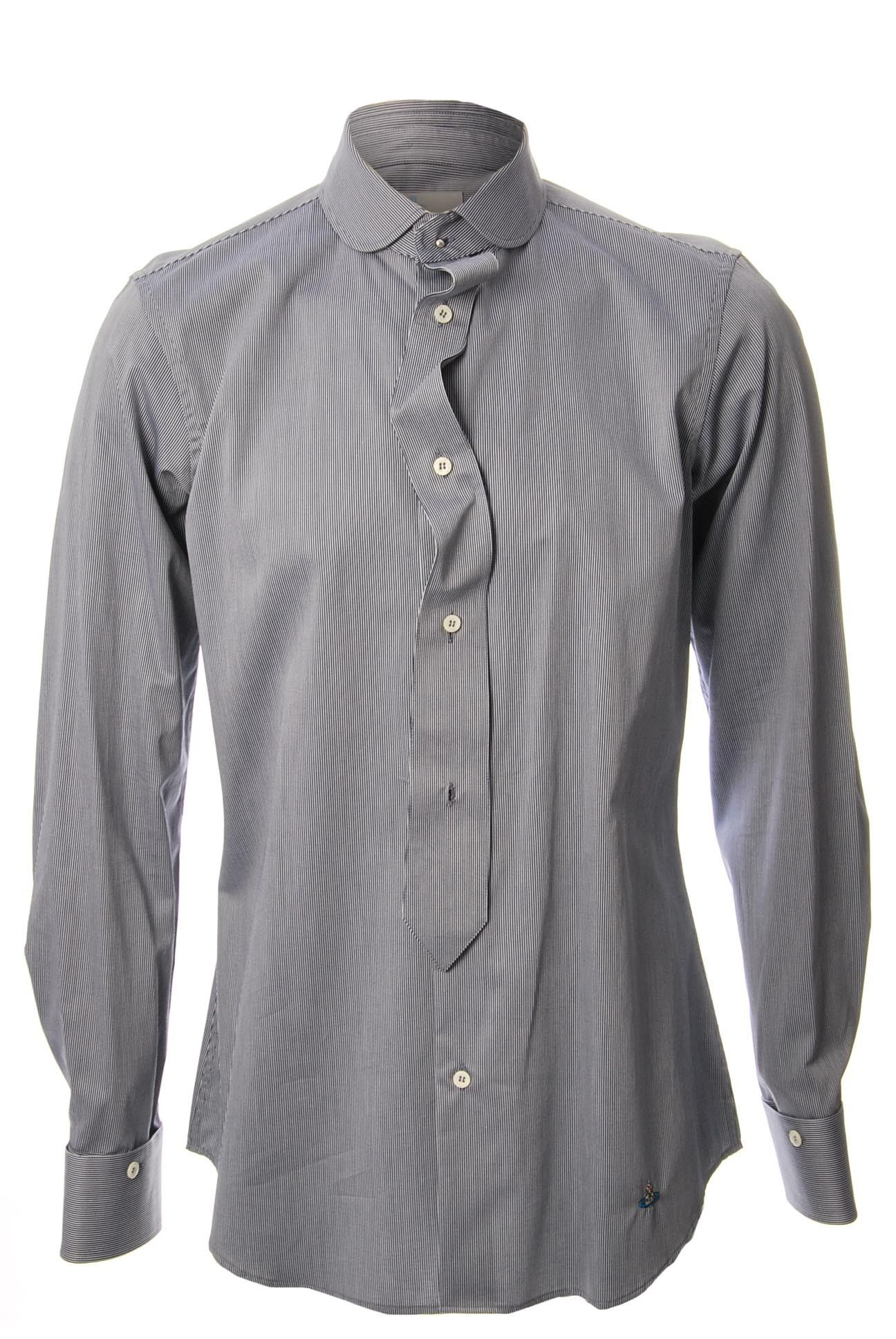 9fe6faaa Vivienne Westwood Shirt with Detachable Collar » Sale » Men's Designer  Clothing & Brands