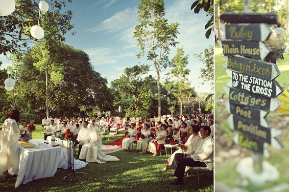 Balay indang cavite tagaytay wedding wedding venue ph for Tagaytay wedding venue