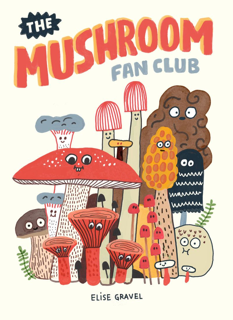 Discover the wonders of fungi in this Mushroom Fan