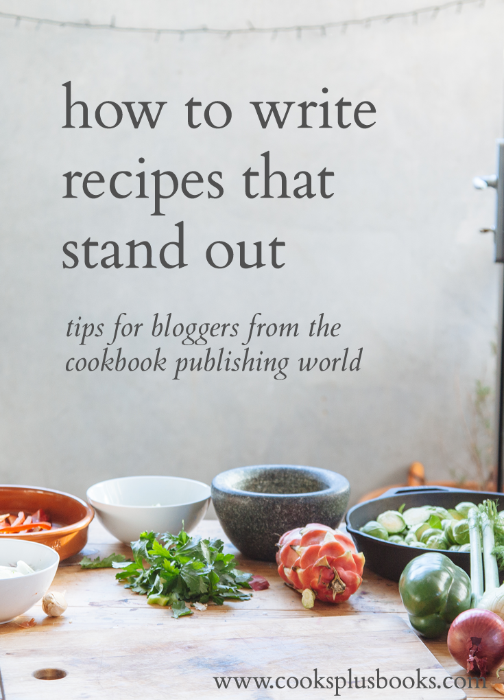 How Recipe Writing is Changing, and How It\'s Influencing Our Cooking