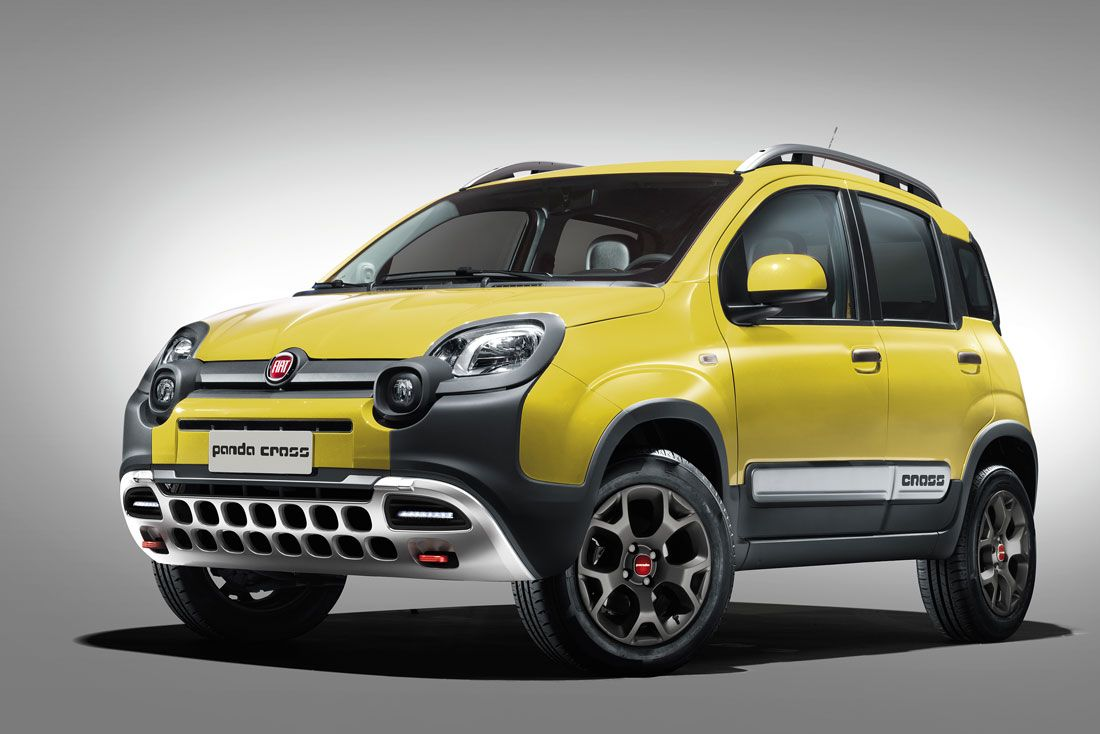 2015 Fiat Panda Cross Specs And Price For The Look Of Your Great