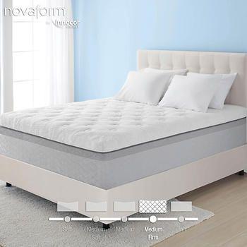 At Costco 7 Bh G Novaform 14 Comfort Grande Gel Memory Foam King Mattress