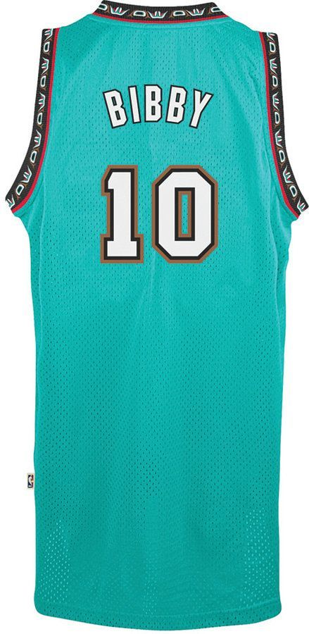 959ac7b3f adidas Men Mike Bibby Vancouver Grizzlies Swingman Jersey   Products ...