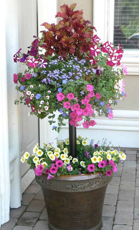 I Love The Idea Of This For Small Space Gardening Like I 400 x 300