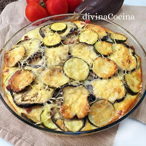 Pastel de berenjenas y calabacines recetas de cocina pinterest discover recipes home ideas style inspiration and other ideas to try forumfinder Image collections