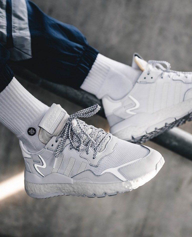 adidas Originals Nite Jogger in weiss BD7676 in 2020
