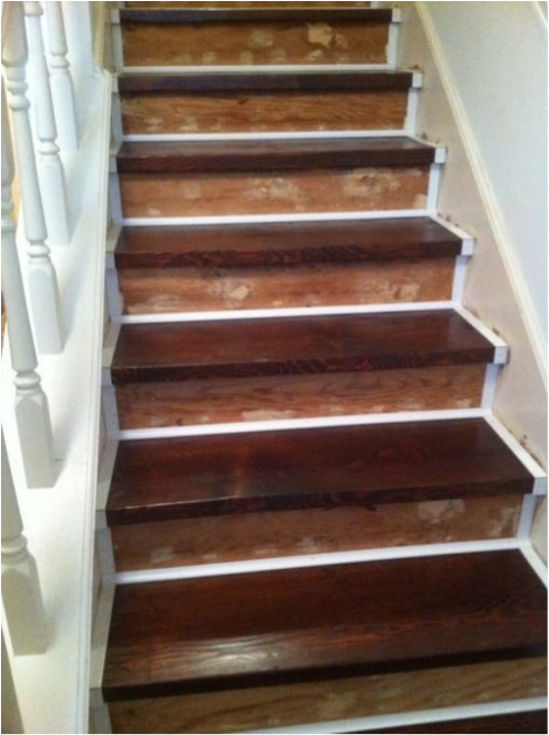 Best Stairs Step By Step Redo Basement Stairs Stair Steps 400 x 300