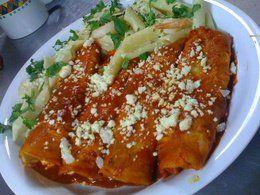 Cómo preparar enchiladas: receta original mexicana paso a paso