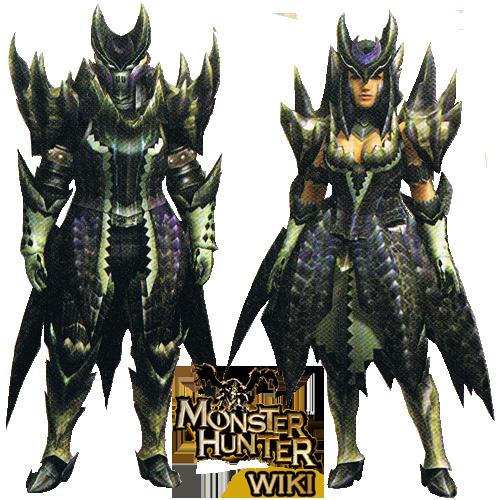 Alatreon Armor Blade Monster Hunter Series Monster Hunter Art