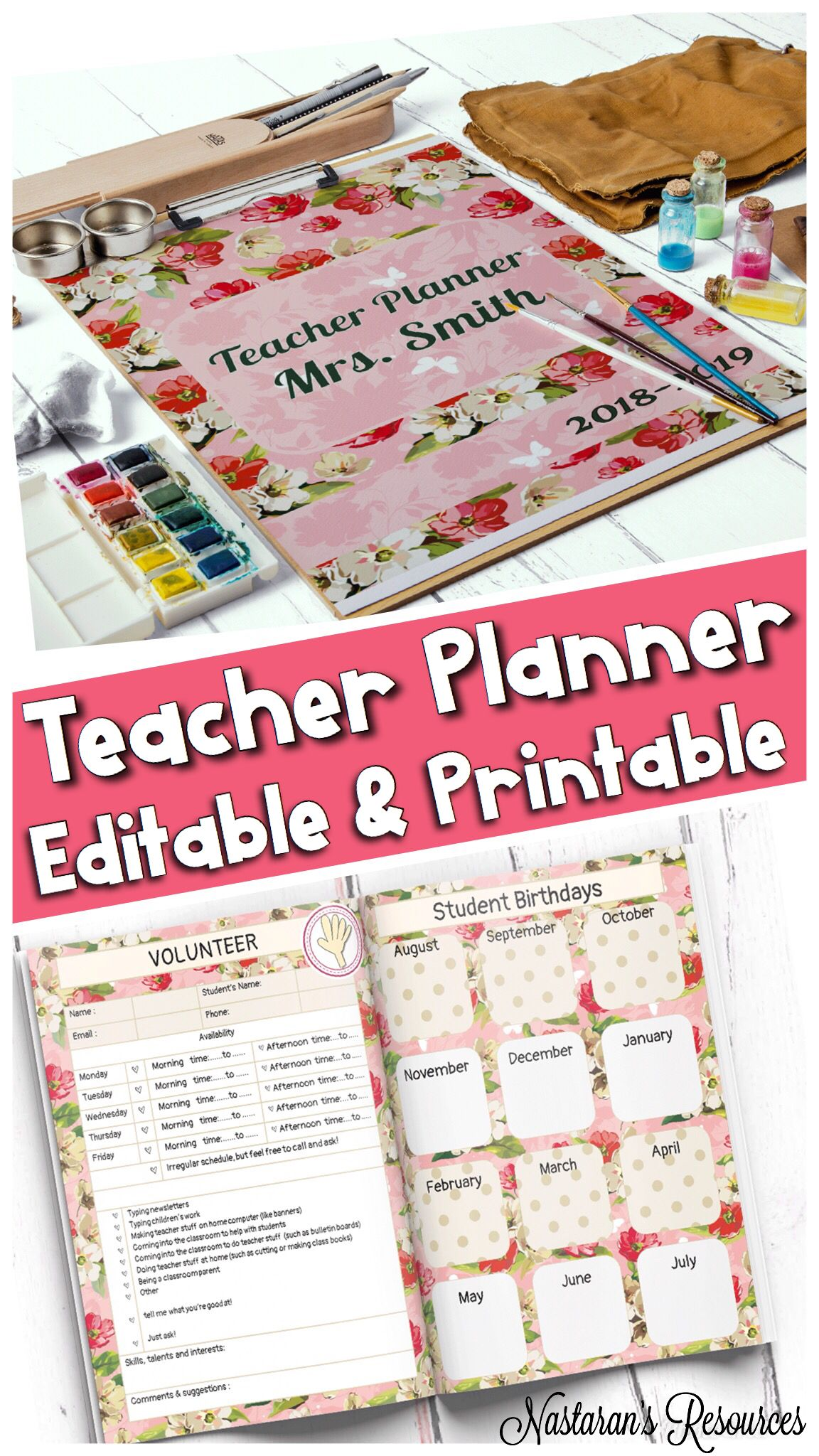 Are you ready to get yourself organized for the school