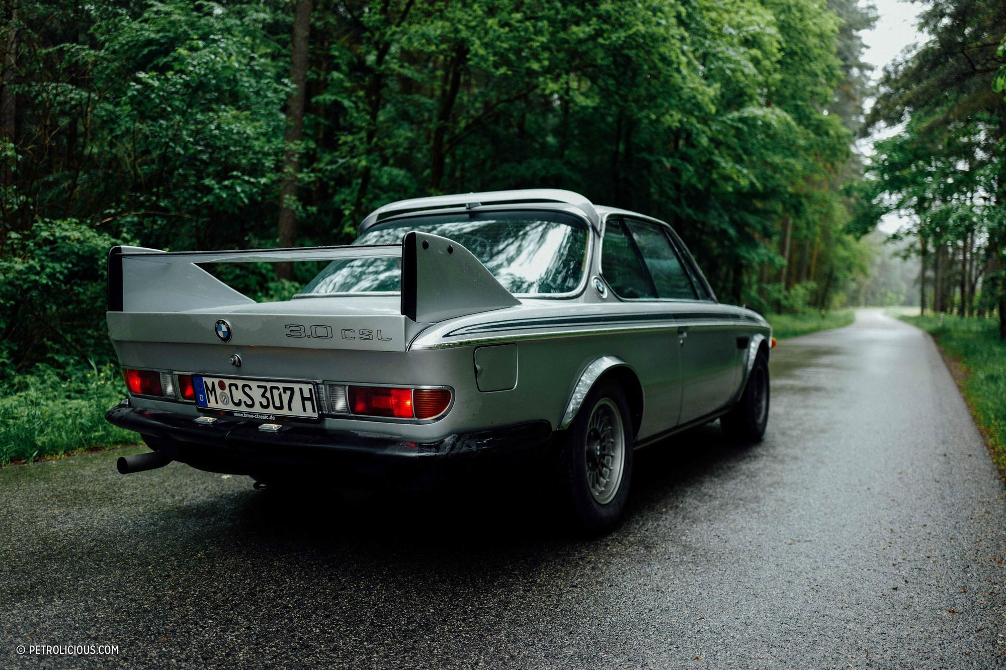 Its Classic 3.0 >> This Is What It S Like To Drive The Bmw 3 0 Csl Batmobile