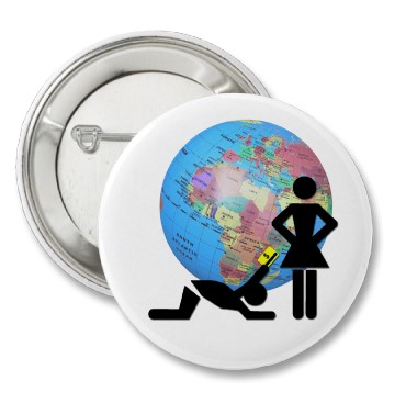 The International Symbol For Marriage Button Stamp Postage Stamps Funny Buttons