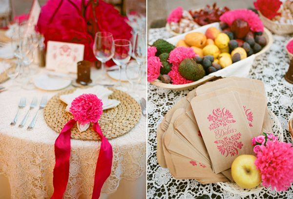 Iu0027m Definitely Getting Inspired By Mexican Fiesta Details Right Now And  Cinco De Mayo Fiesta Wedding Ideas!