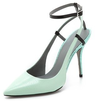 f58cb347d Alexander Wang Jodie Ankle Strap Pumps on shopstyle.com | LOVE THESE ...