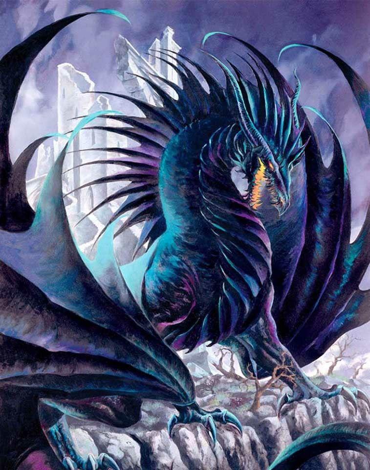 Pin by Natalie Charron on Dragons | Fantasy dragon, Dragon artwork, Dragon  pictures