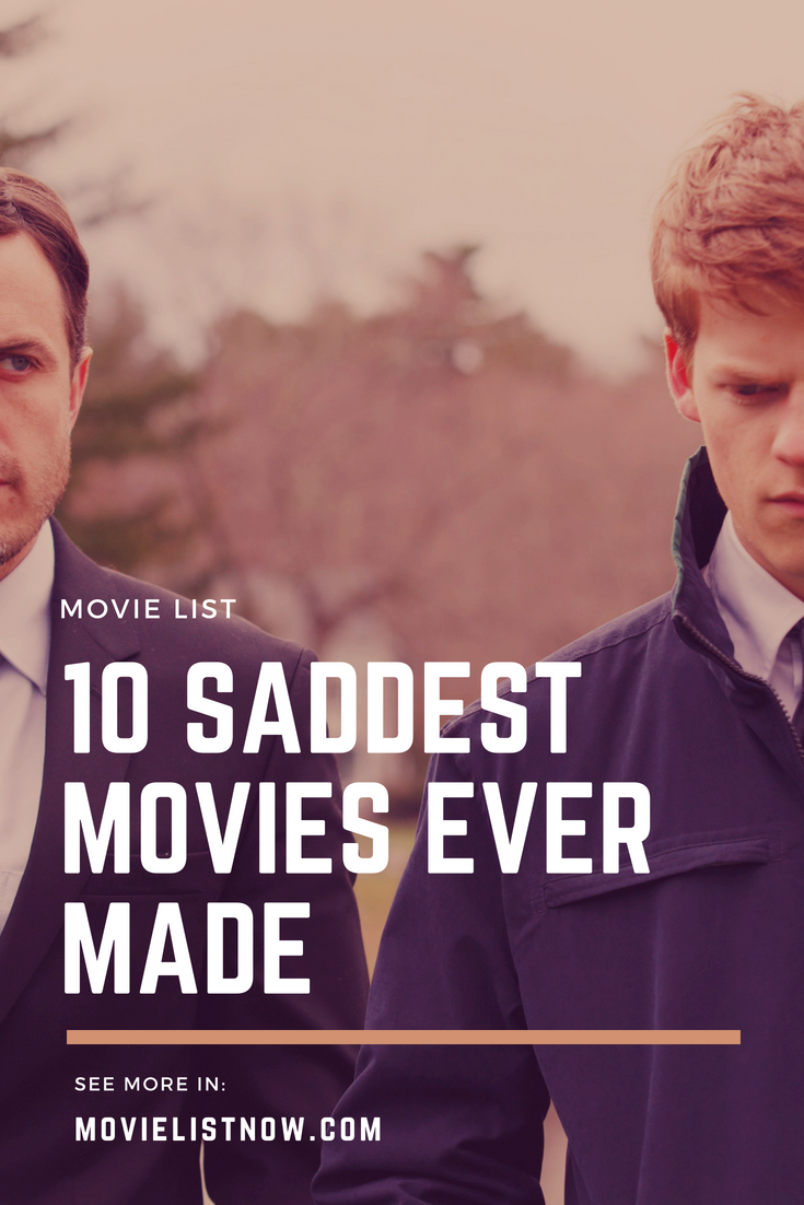 Saddest movie list