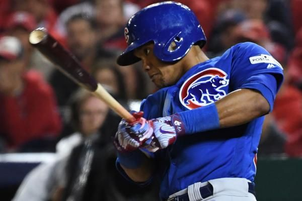 NLCS: Chicago Cubs' bats come alive at right time | baseball