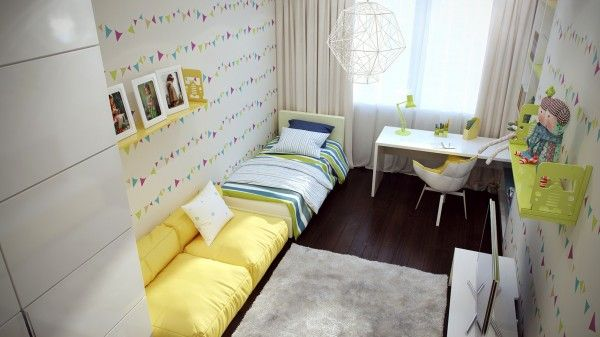 Nice Casting Color Over Kids Rooms