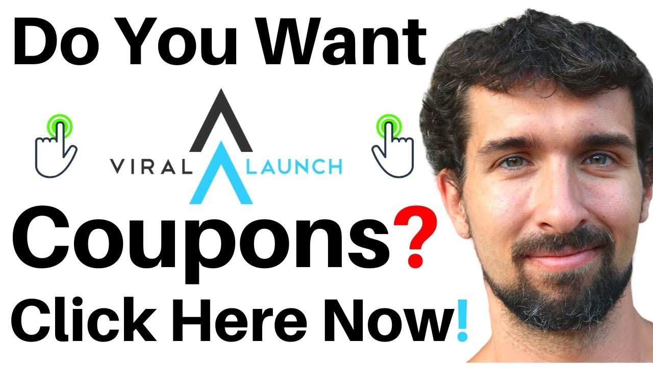 viral launch discount code