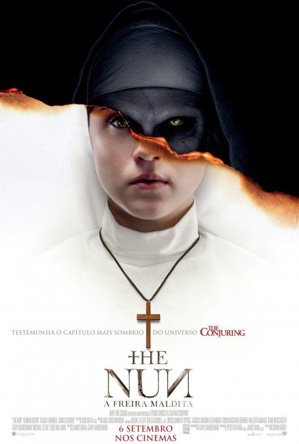 The Nun A Freira Maldita Ver Filme Completo Online Hd Em