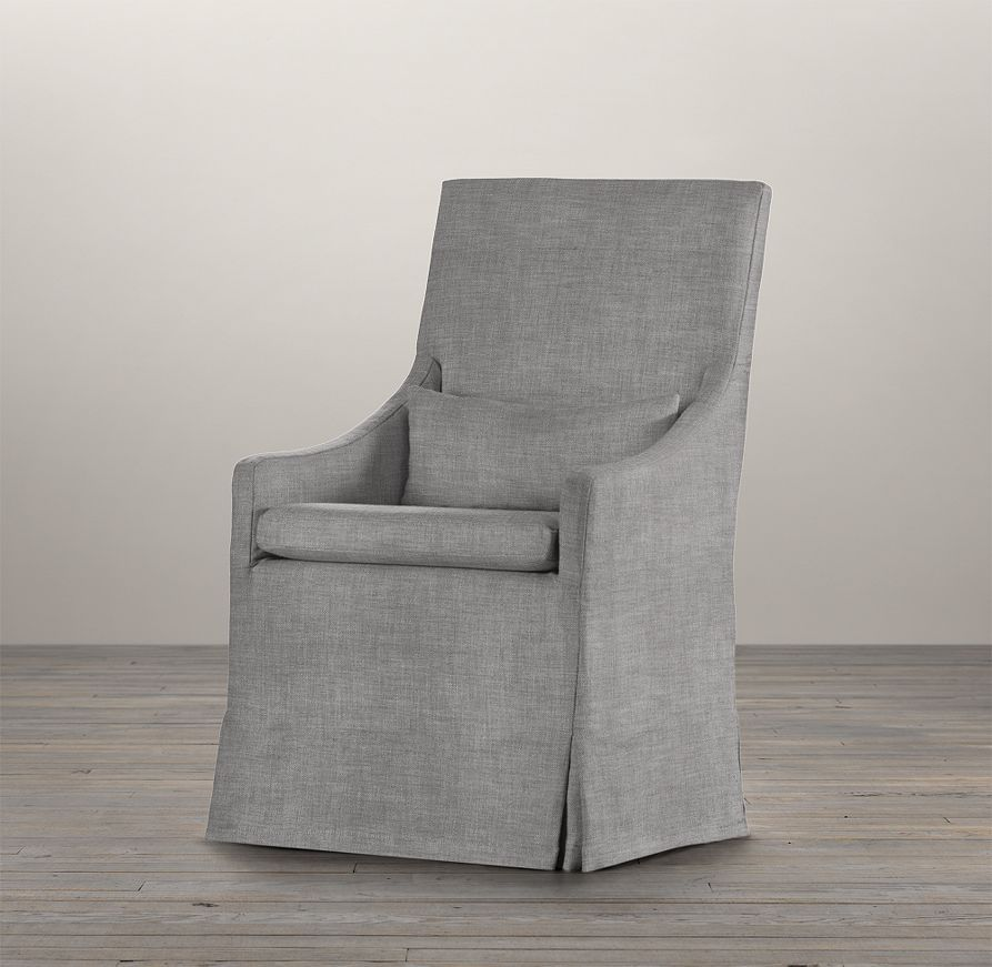 Slope Arm Dining Chair Shapeyourminds Com