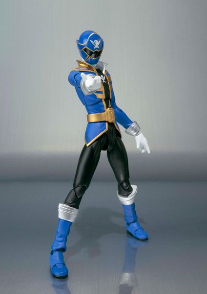 Ion Limited S.H Figuarts Shinken Red