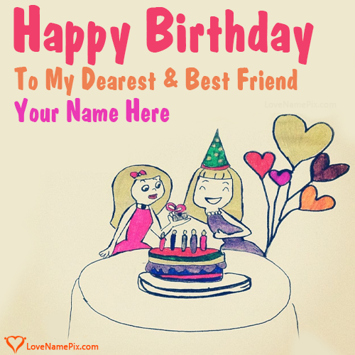 pin on happy birthday card with name edit