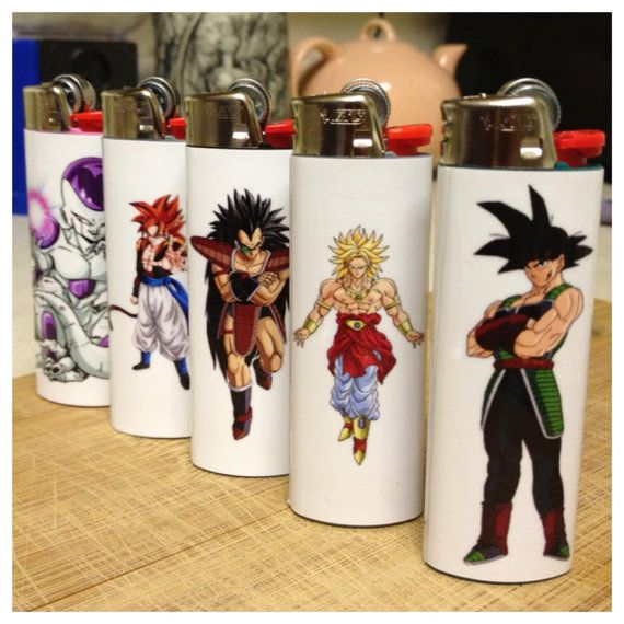 Items Similar To Dragon Ball Z Lighter Series On Etsy Dragon Ball Z Dragon Ball Dragon
