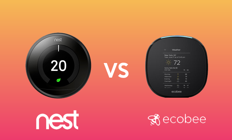 Smart Home Smackdown Nest Learning Thermostat Vs Ecobee