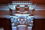 Detalii din Palatul Parlamentului - Sala Cuza