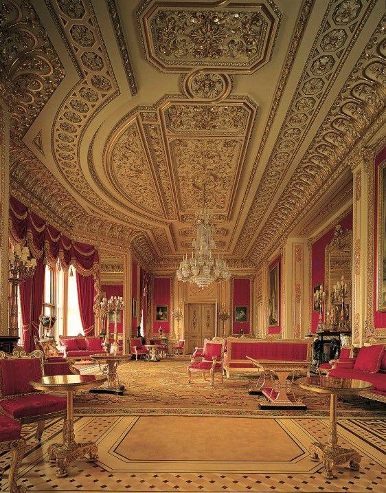 visiting windsor castle from london a look inside the. Black Bedroom Furniture Sets. Home Design Ideas