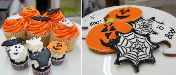 yummy Halloween cookies (With images) | Halloween cookies ...