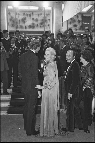 Les actrices qui ont marqué la Croisette : Michèle Morgan en 1971