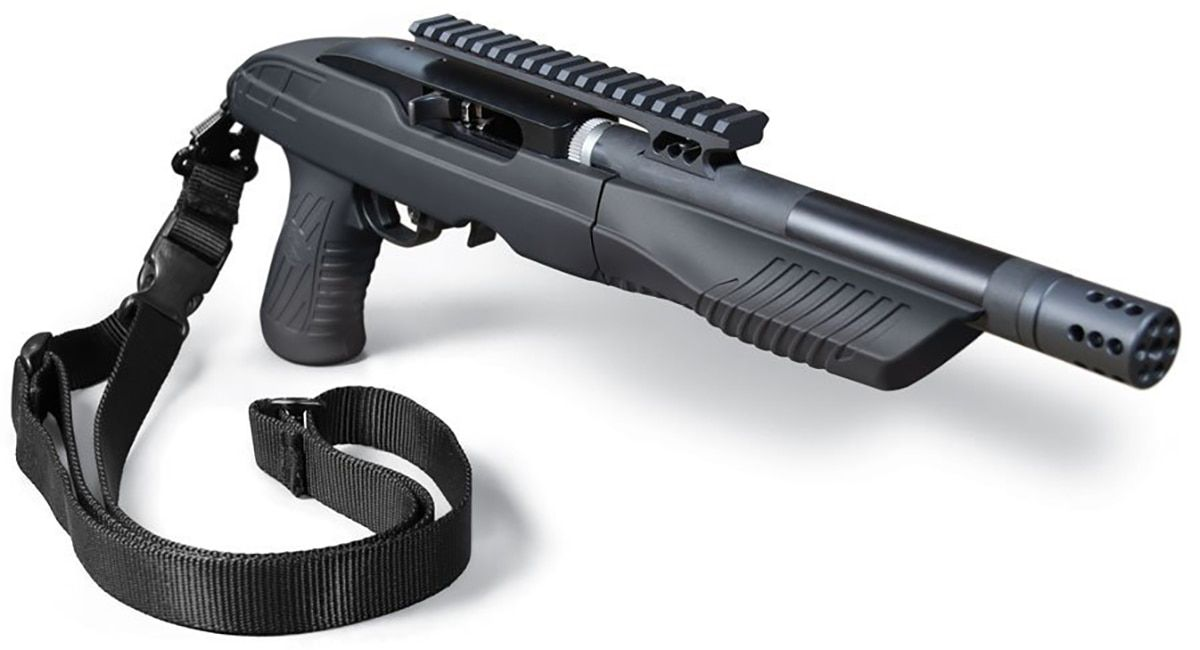 Adaptive Tactical releases Ruger 22 Charger accessories for